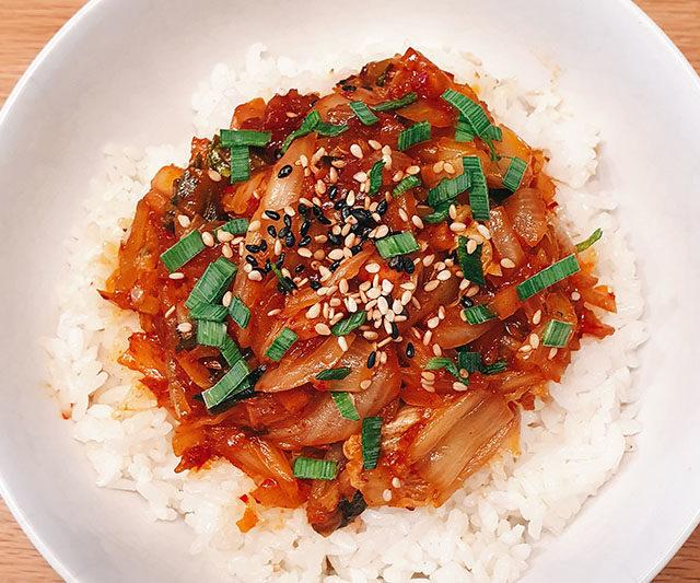 Sonmat - Kimchi Deopbab