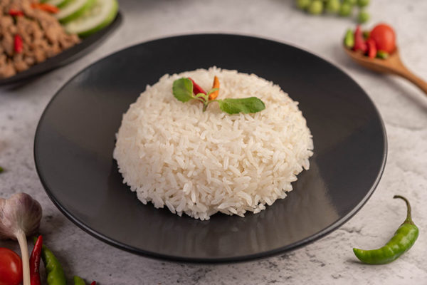 Sonmat - Steamed rice