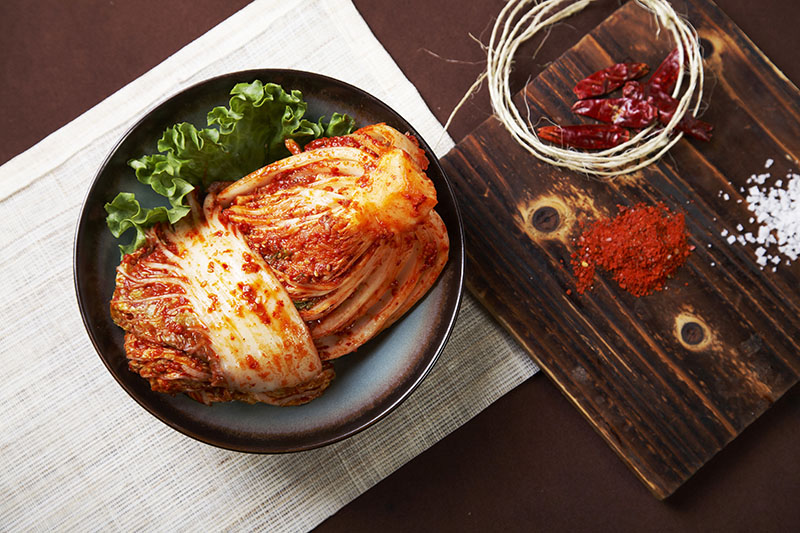 Kimchi, the Korean Superfood!